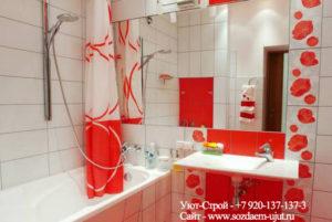 Ремонт ванной комнаты в Ярославле